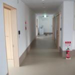 廊下より洗濯スペース